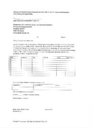 Anwendung Impfstoff (EHV)